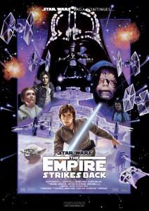 Star Wars Episode V: Empire Strikes Back (1980) | University Movie ...